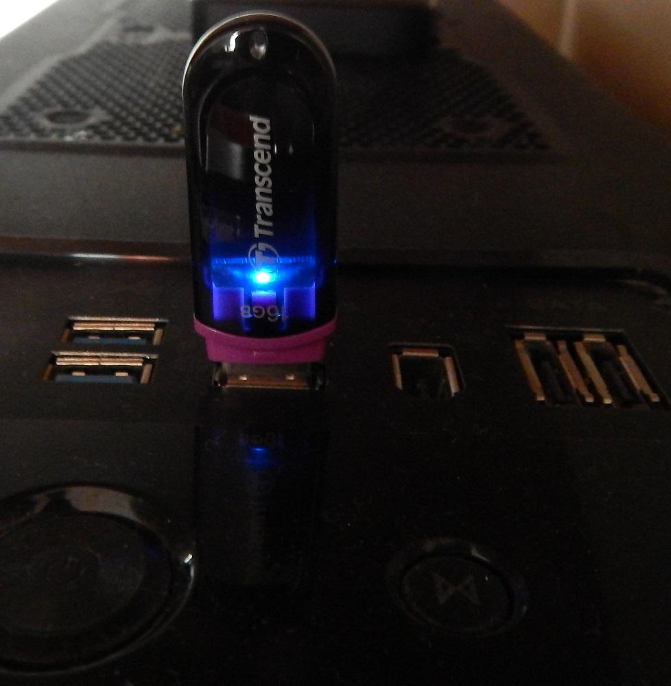 Флешка USB TRANSCEND