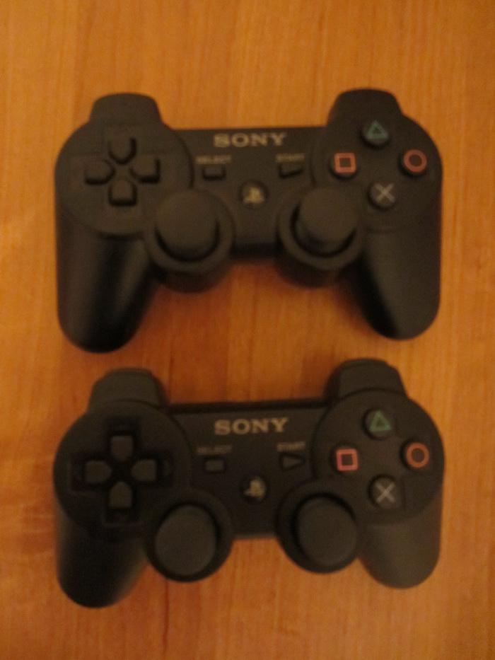PS3 — DualShock 3