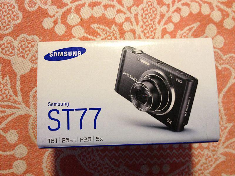 Коробка Самсунг ST77