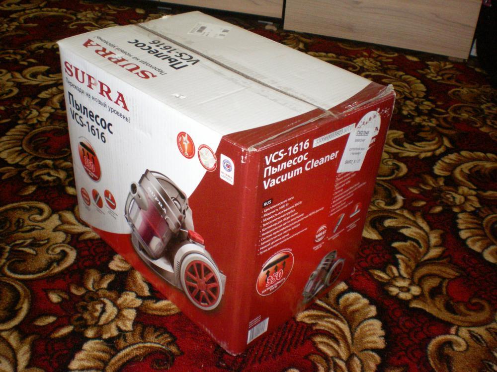 Коробка Supra VCS-1616
