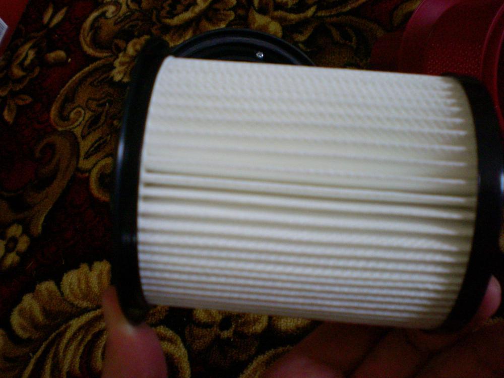 HEPA - фильтр пылесоса Supra VCS-1616