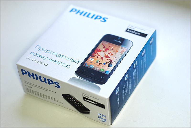 Philips Xenium W336