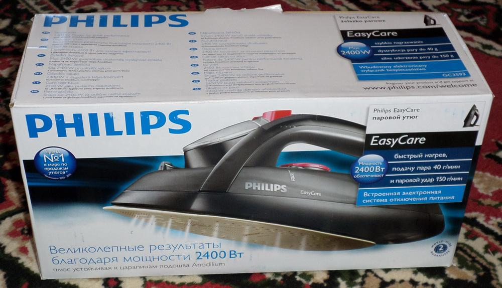 утюг Philips Easycare GC3593
