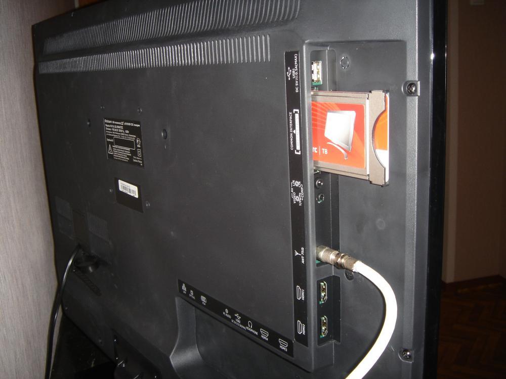 ещё есть формат( авто) он на каждом канале регулирует размер автоматически. На задней панели видны разъёмы.