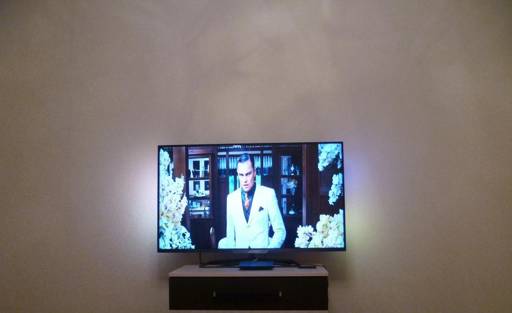 вид телевизора