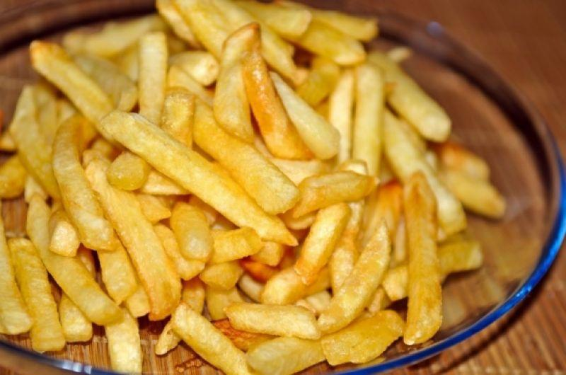 Картошка фри дома рецепт с фото