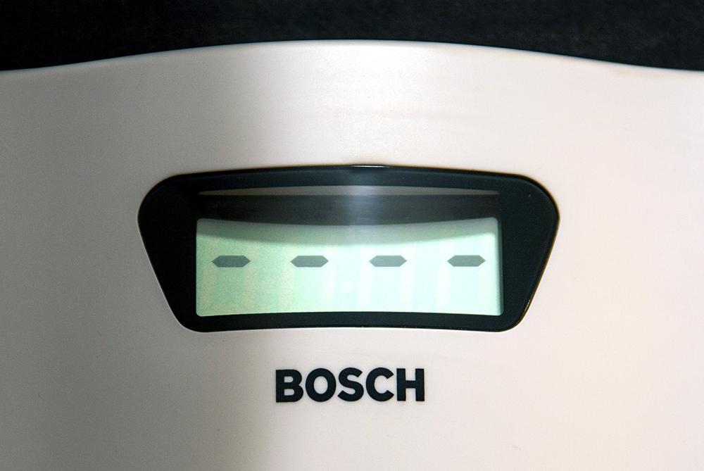 Наполные весы Bosch PPW2000 - подготовка