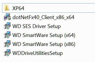 Драйвер wd SES Device USB Windows 7 x64 | cкачать