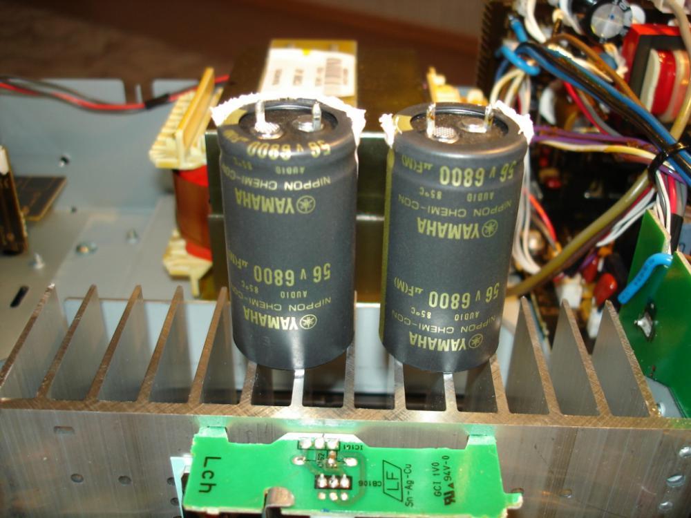 Сами конденсаторы