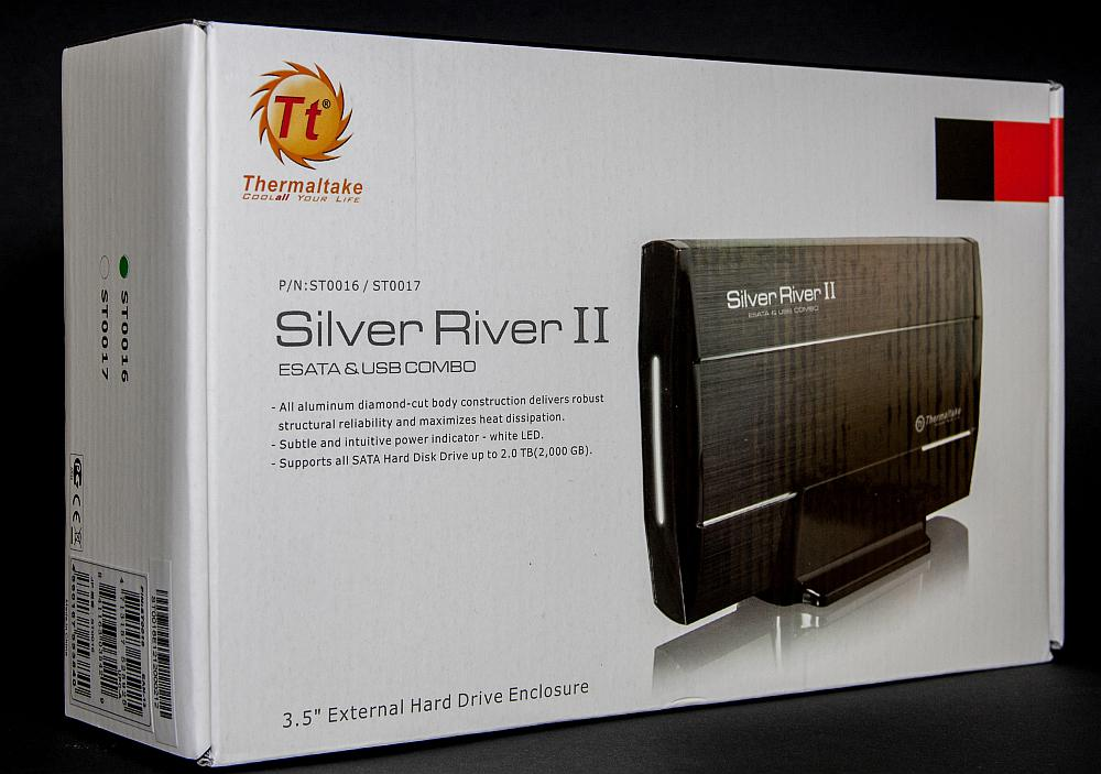 Thermaltake Silver River II ST0016E - box
