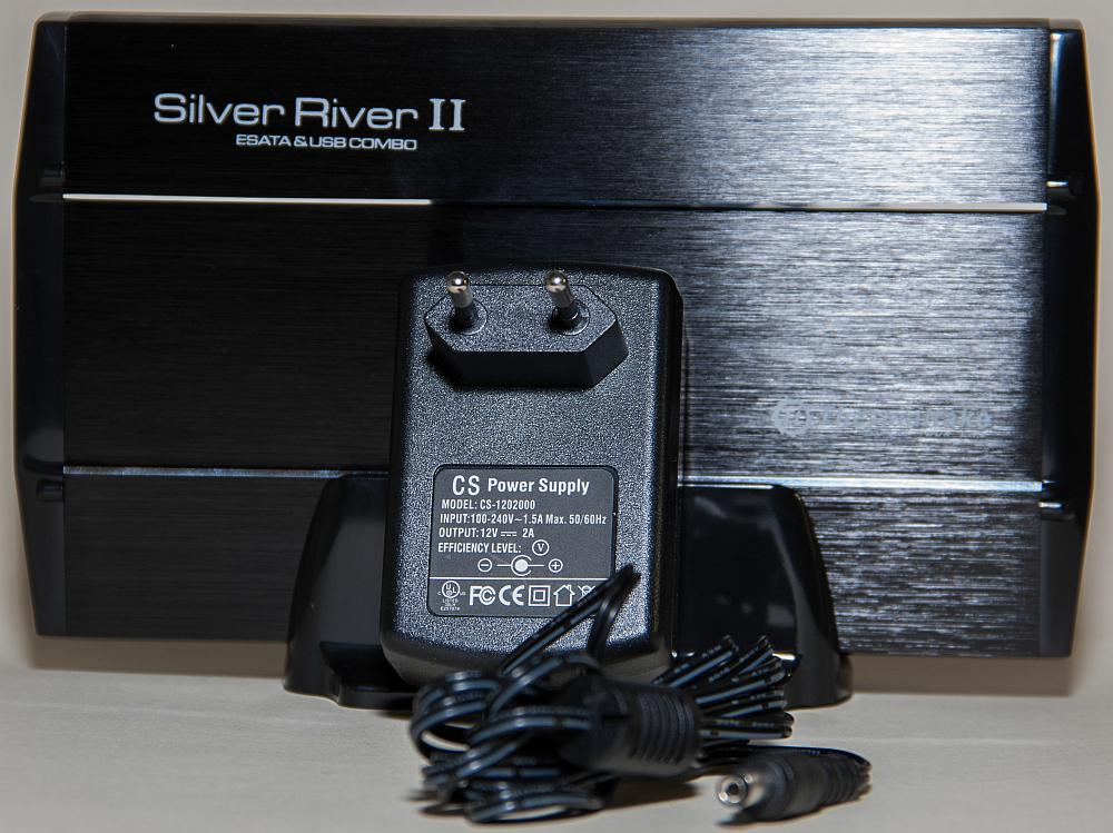 Thermaltake Silver River II ST0016E - power unit