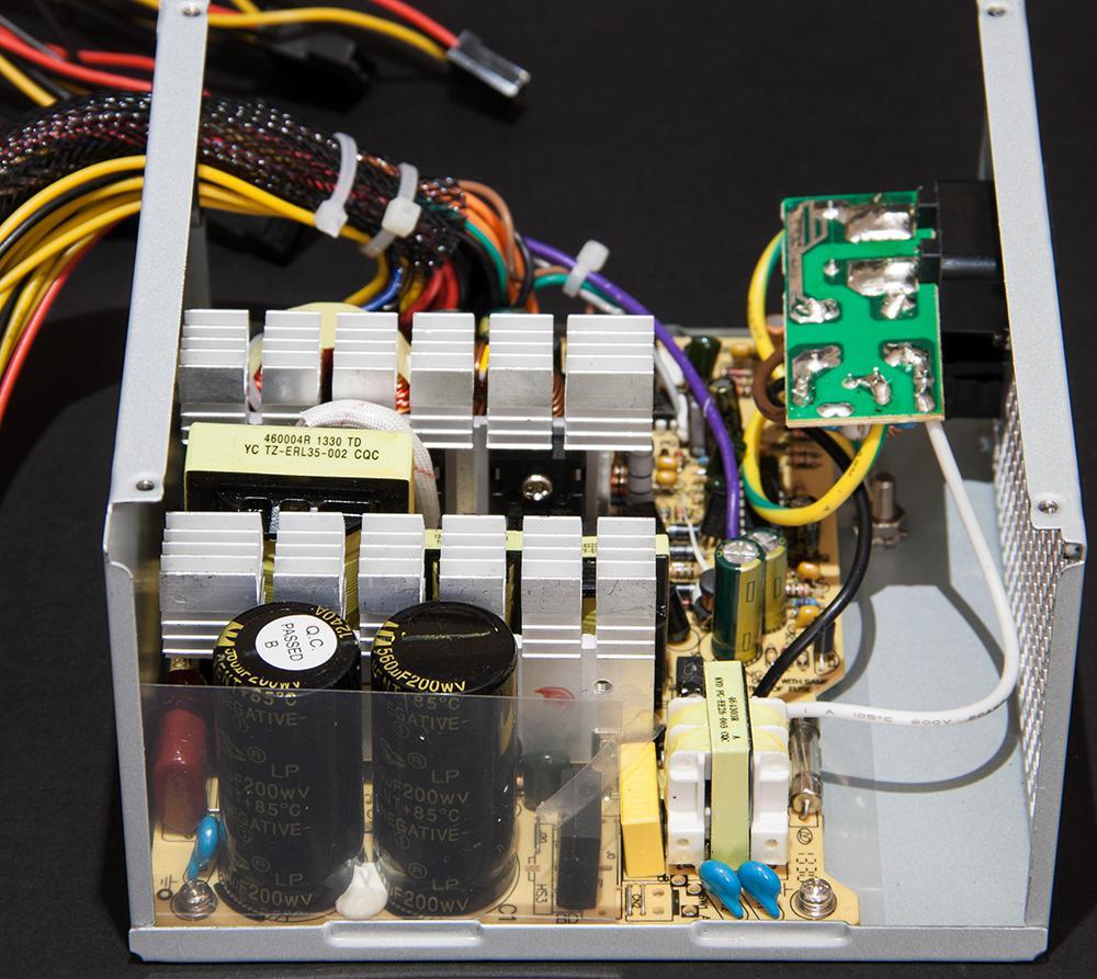 HIPRO HPE-350W - inside-01