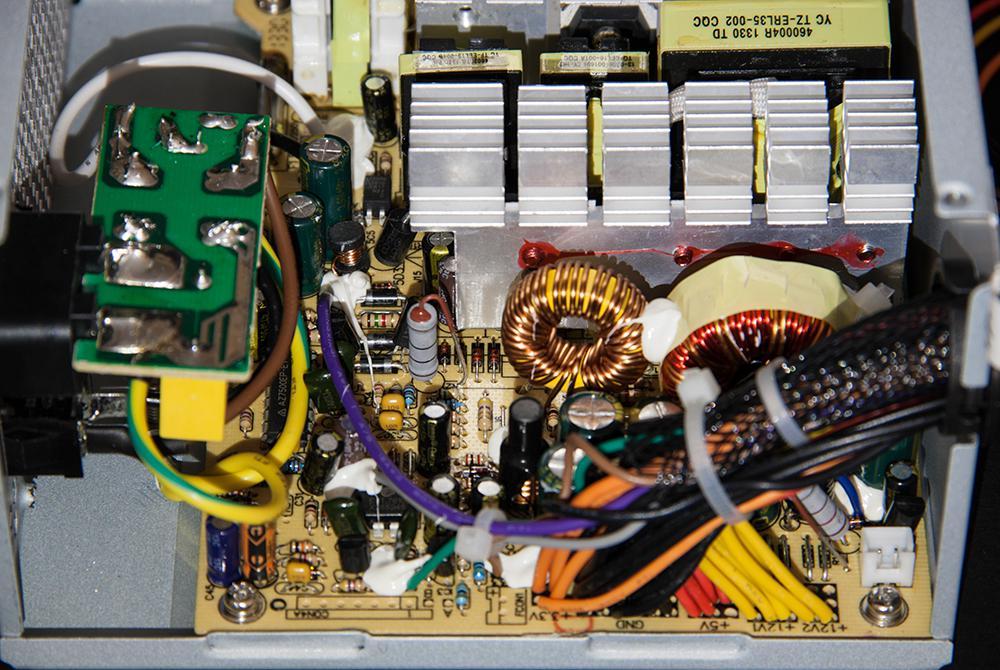 HIPRO HPE-350W - Inside-04
