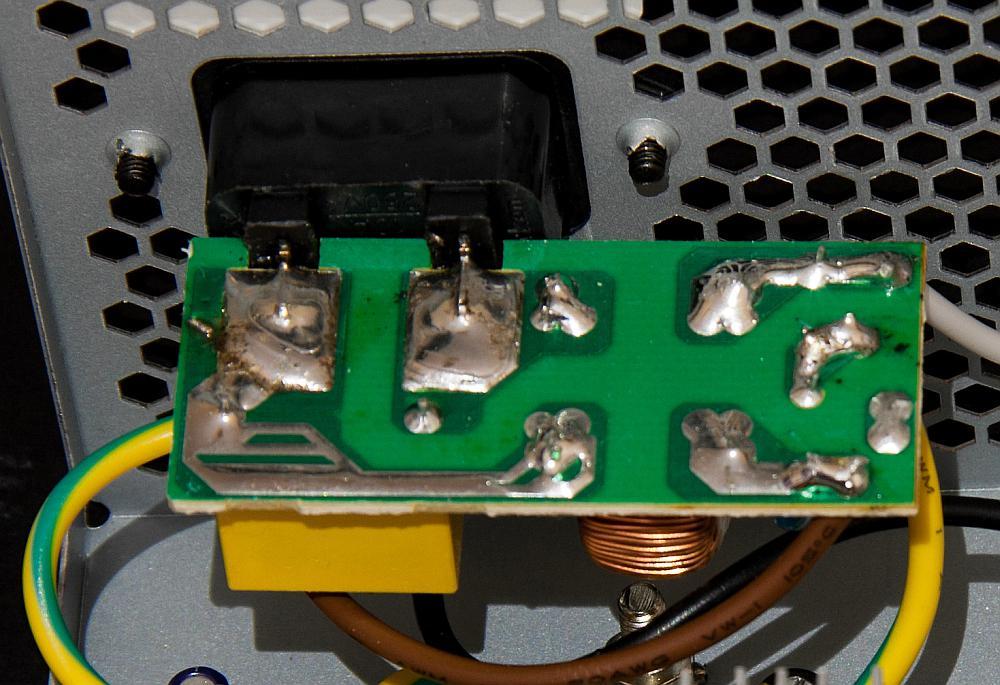HIPRO HPE-350W - filter_back