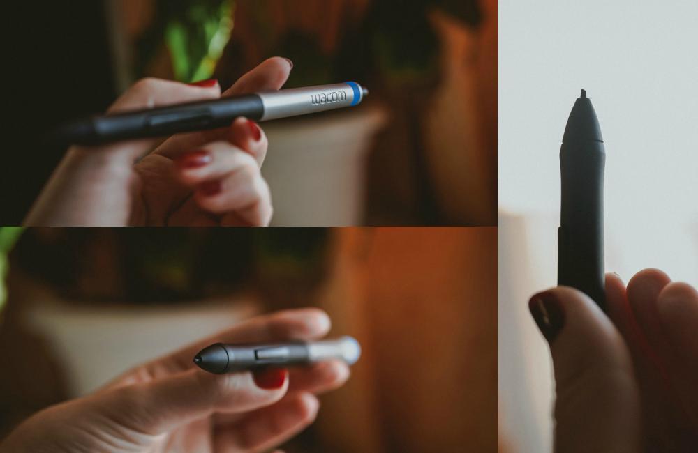 Планшет WACOM Intuos Pen&Touch_перо