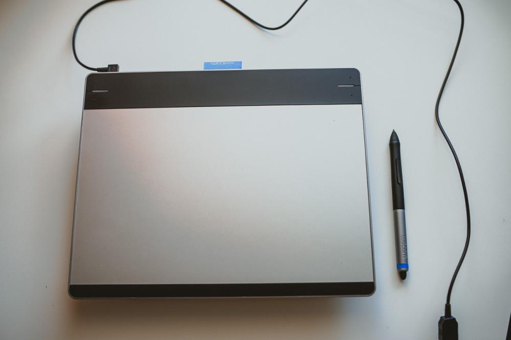 Планшет WACOM Intuos Pen&Touch_внешний вид