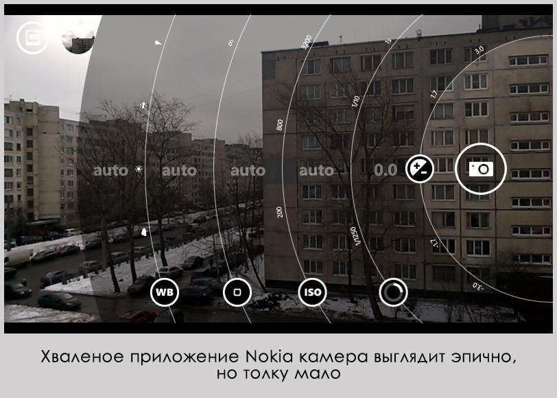 приложение nokia камера