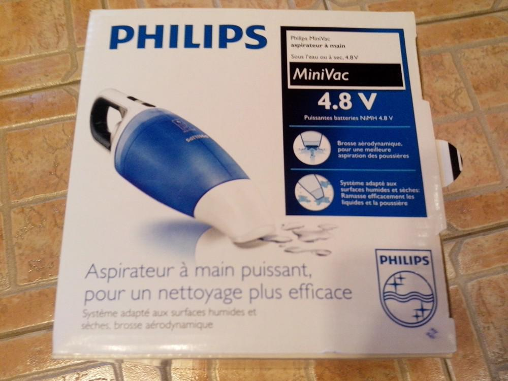 Philips FC6142/01 wet & dry