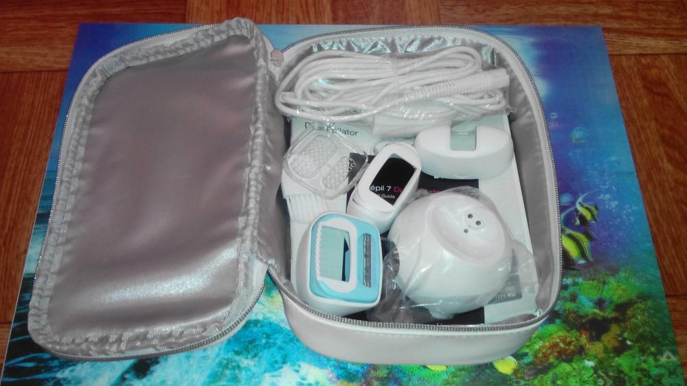 Состав дополнительной сумочки