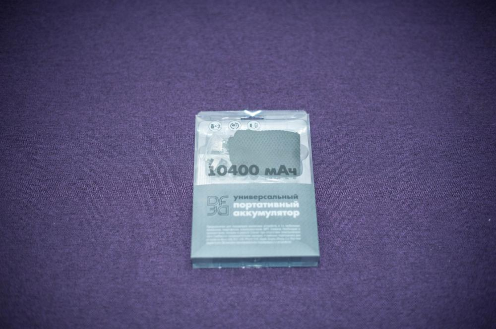 Упаковка DF Energy-03: Вид спереди