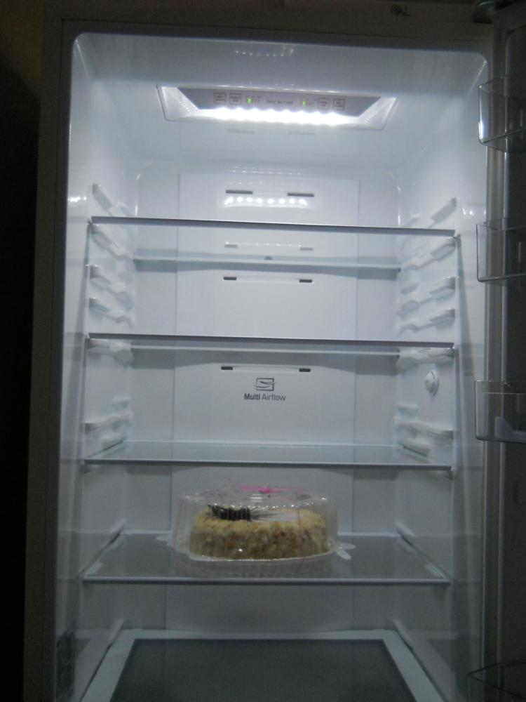 В итоге холодильником доволен! Включил на следующий день,дал отстоятся=работает еле слышно. Надеюсь прослужит долго! Удачного выбора!