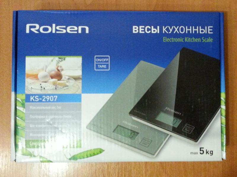 Rolsen KS-2907 отзывы которым я верю