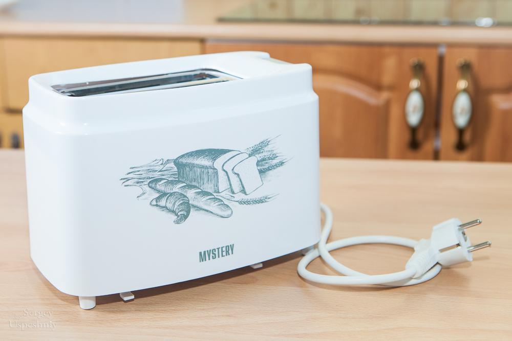 фотография тостера MYSTERY MET-2101