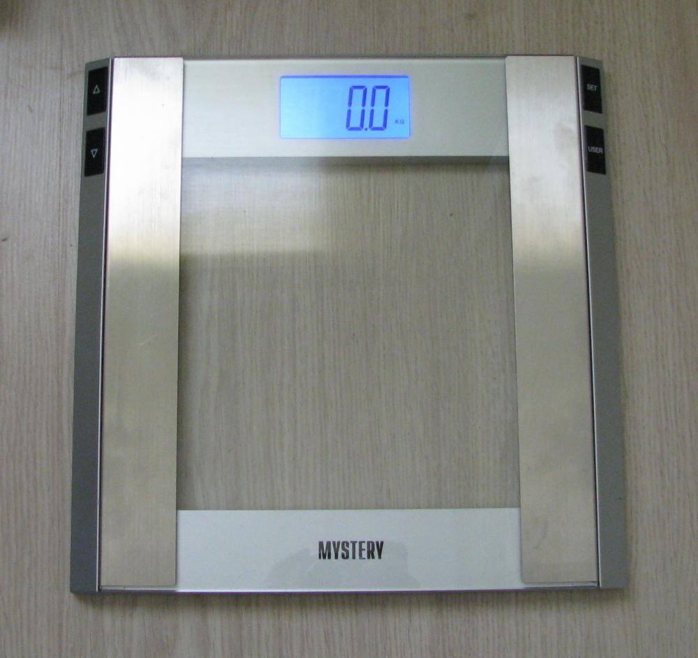 Весы готовы к работе