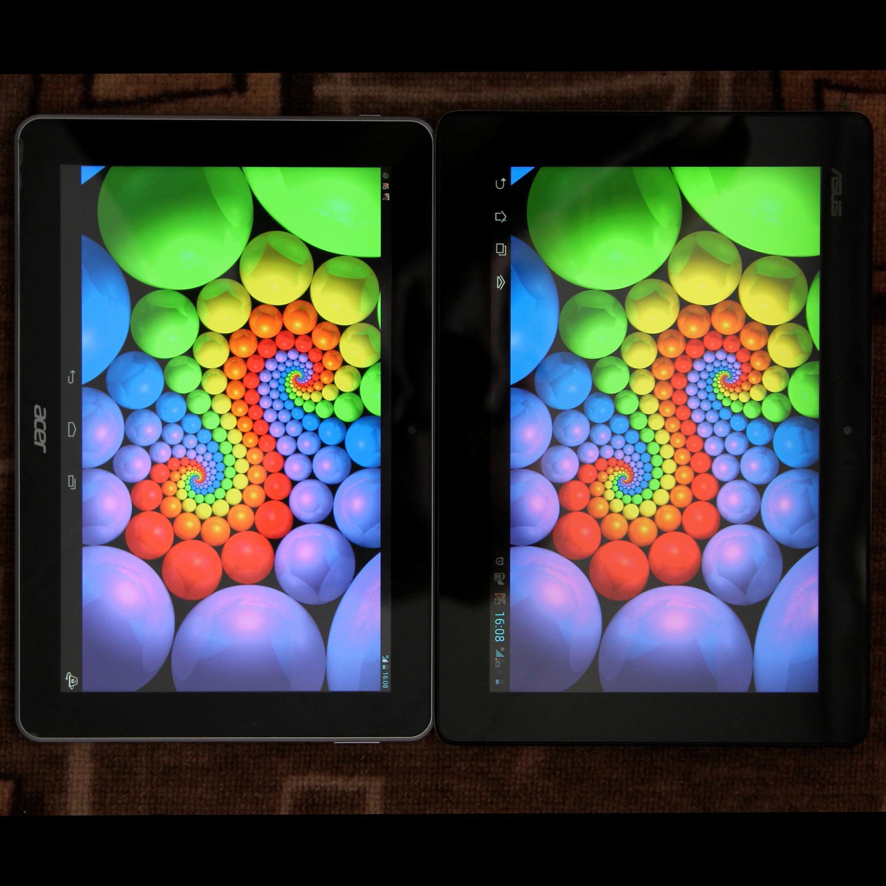 Сравнение с ACER ICONIA Tab A3-A11 16Gb 3G