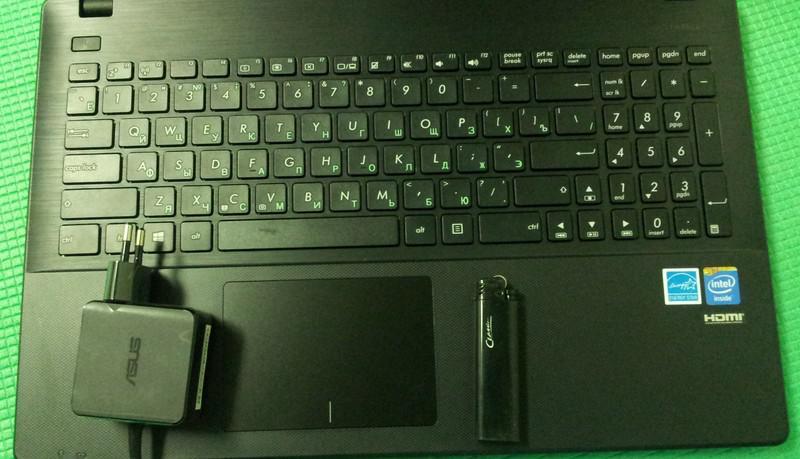 Клавиатура и ЗУ