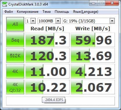 16Гб SANDISK Extreme SDCZ80-016G-X46