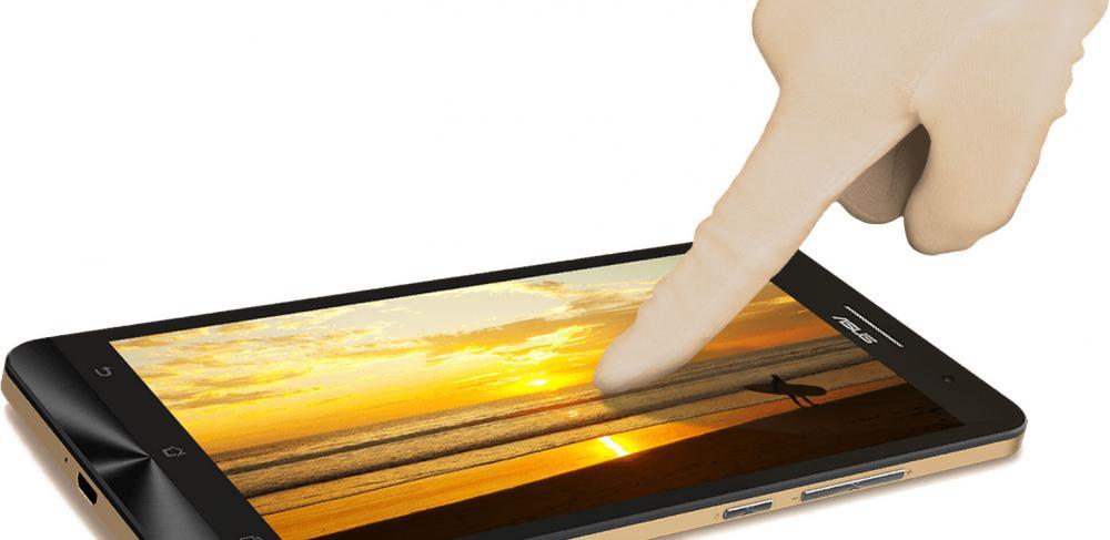 Zenfone управление в перчатках