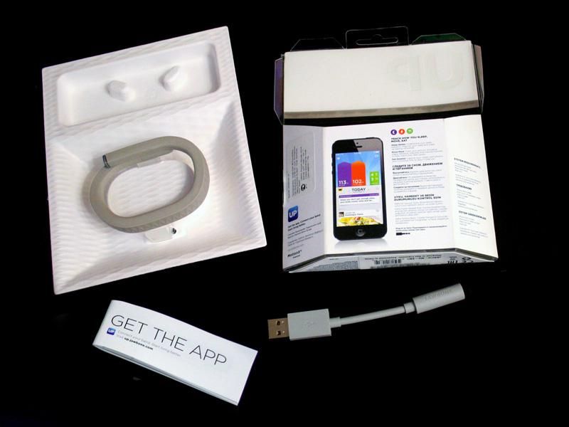 Jawbone 2.0 комплектация
