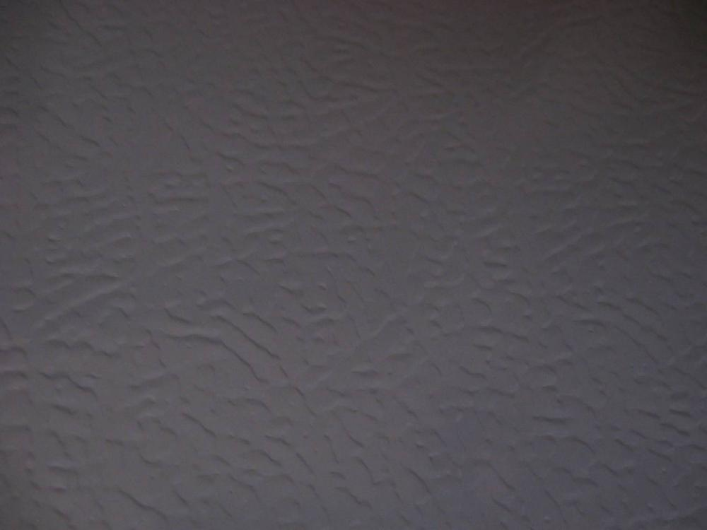 Фактура окраски боковых сторон холодильника