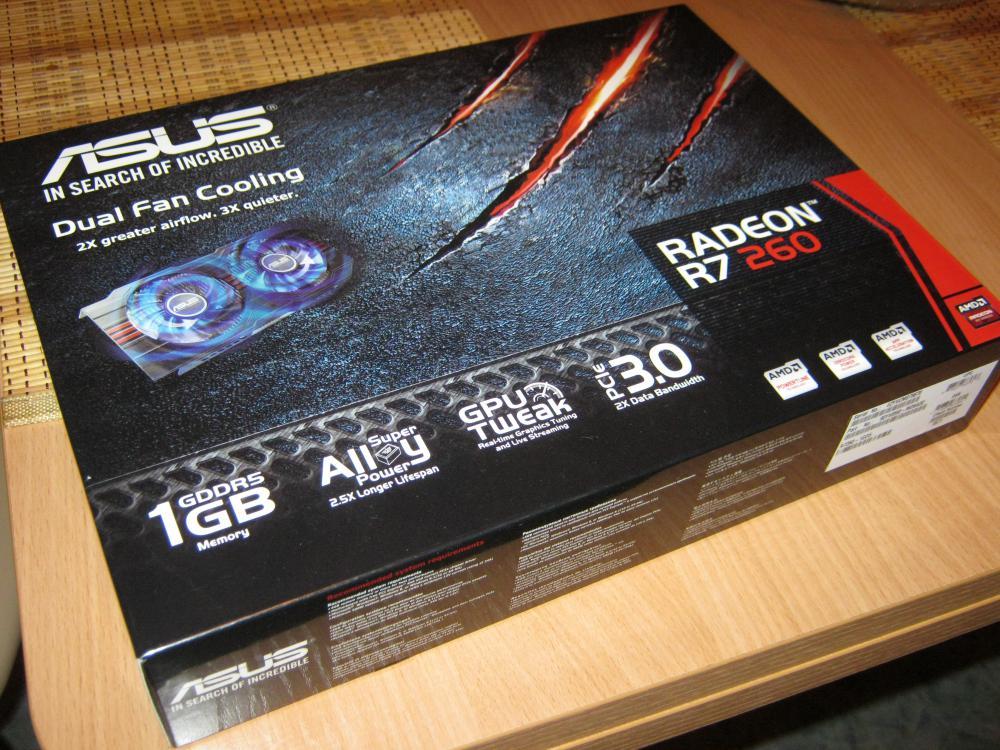Собственно коробочка :)