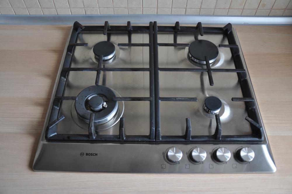 Встроенная плита Bosch