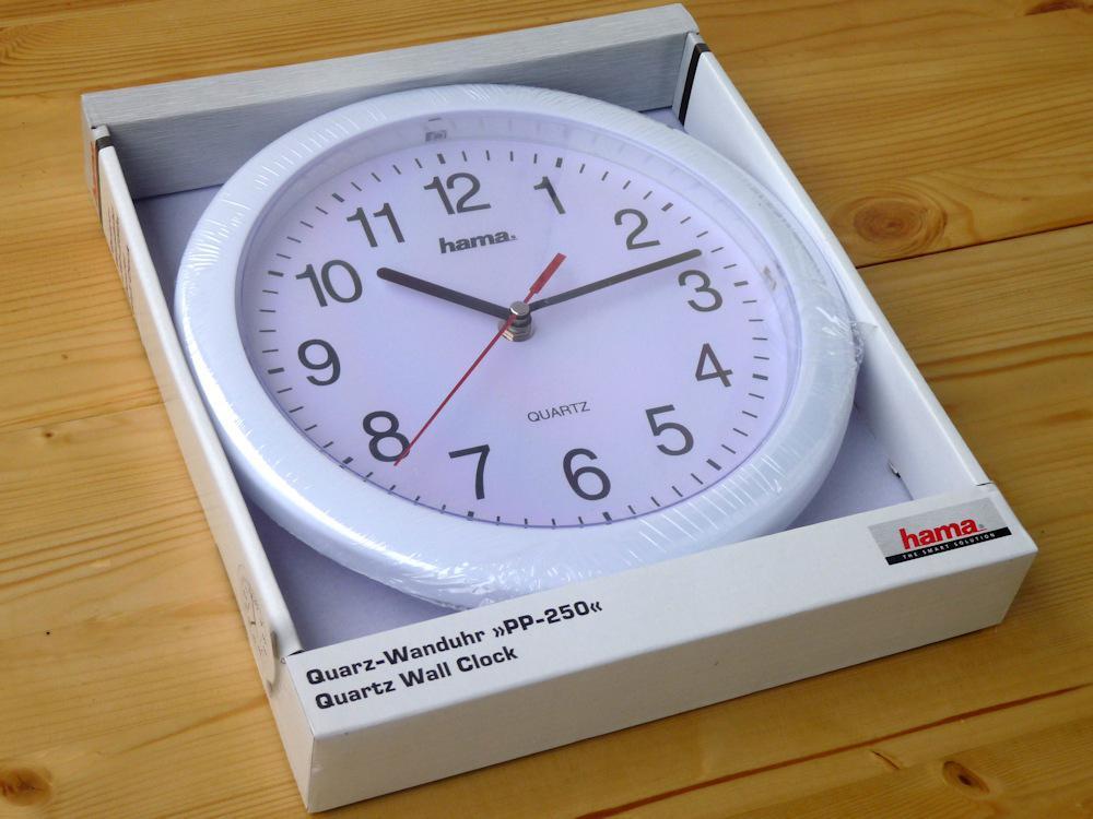 Фото-1 - часы в упаковке