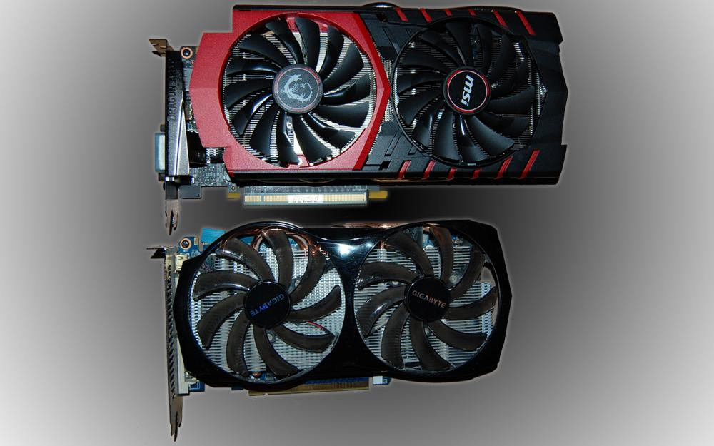 GTX560 и GTX970