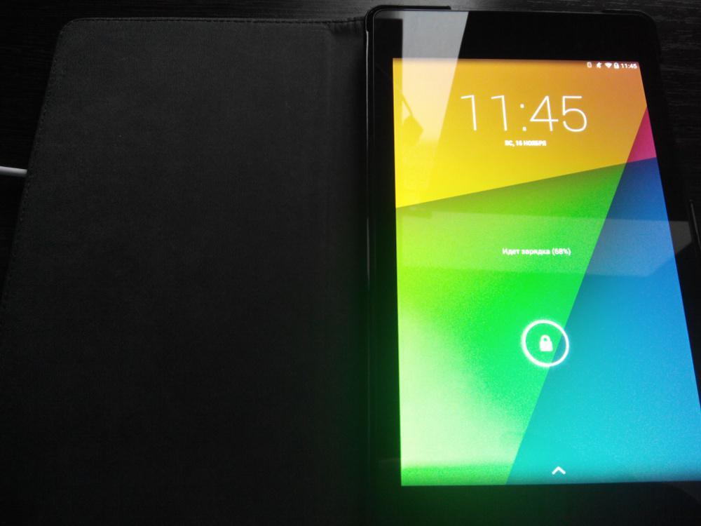 Nexus 7 и Nokia DT-601