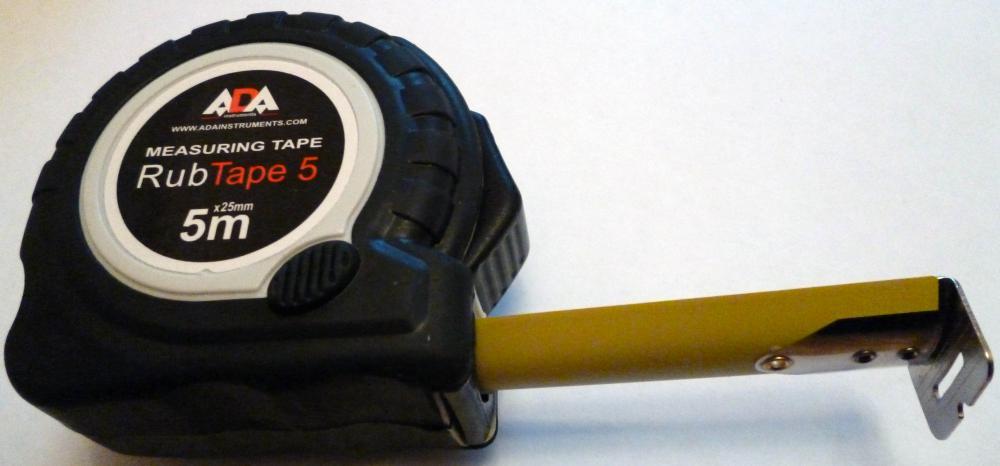 Рулетка ADA 05 кнопка