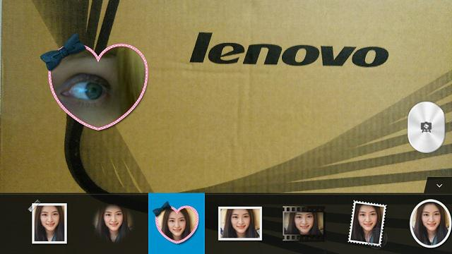 Фото на фото Lenovo S850