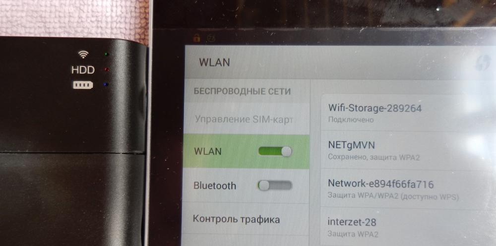 WiFi доступ