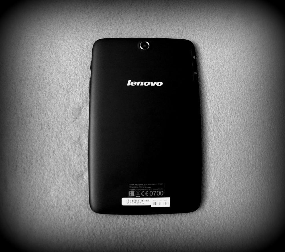 Обзор планшета Lenovo A7 (A3500)
