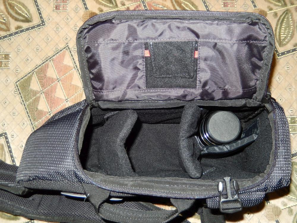 Отличный чёрный фоторюкзак для зеркалки или БЗК (беззеркалки). - Обзор товара Рюкзак для зеркальной фотокамеры Canon Custom Gadget Bag 300EG черный (724865) от repiv87 в интернет-магазине СИТИЛИНК – Ростов-на-Дону