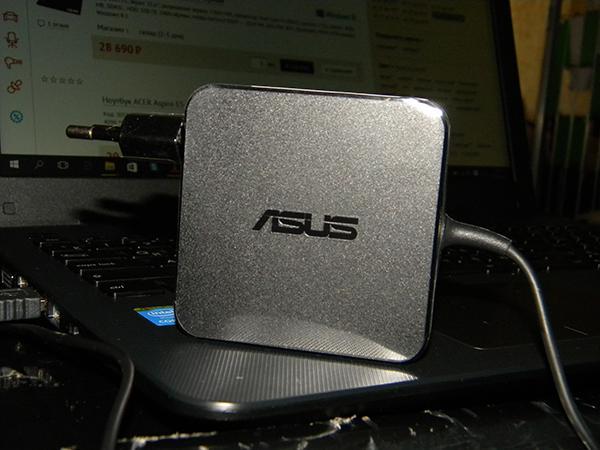 зарядное устройство Asus