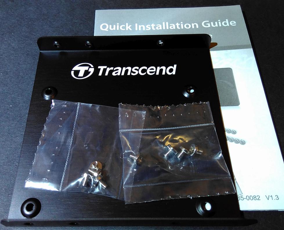 Комплектация SSD TS 370S 128 ГБ