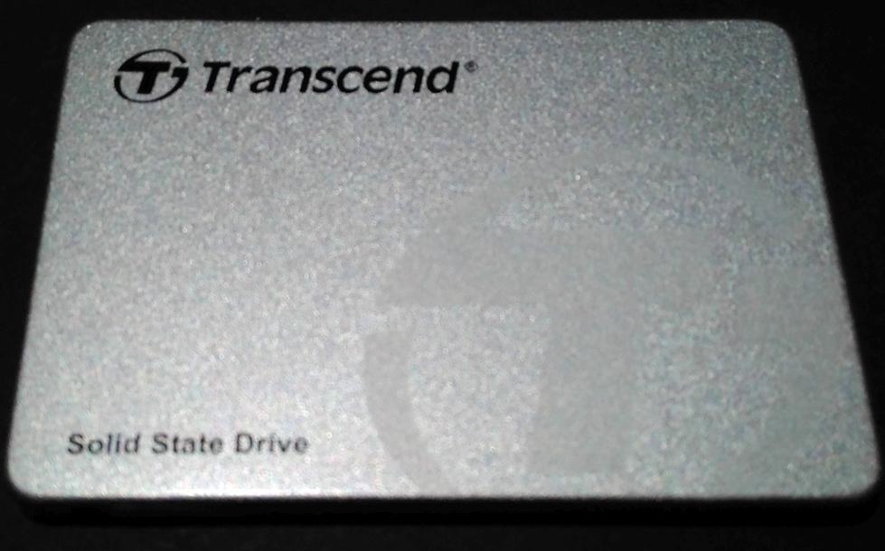 Внешний вид SSD TS 370S 128 ГБ