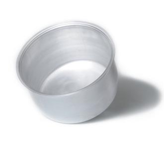 Алюминиевая чаша