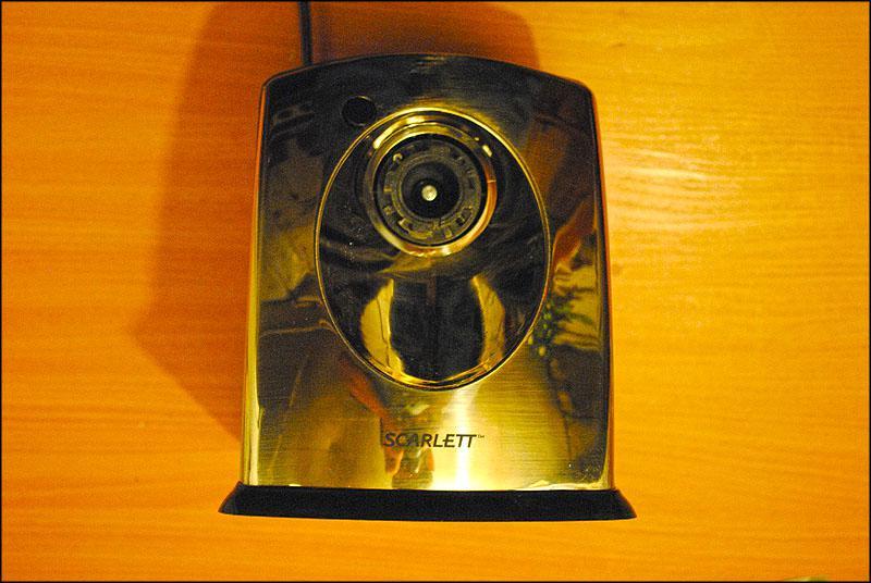 Мясорубка SCARLETT SC1149 - вид спереди