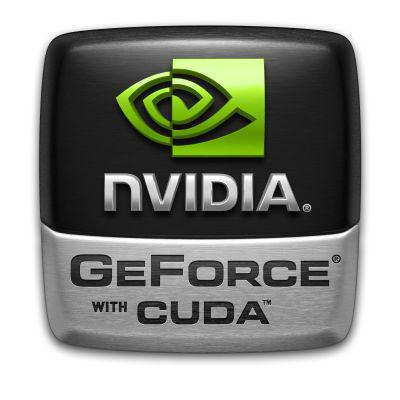 nVidia GeForce CUDA